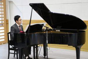 平成31年度入学式_記念演奏