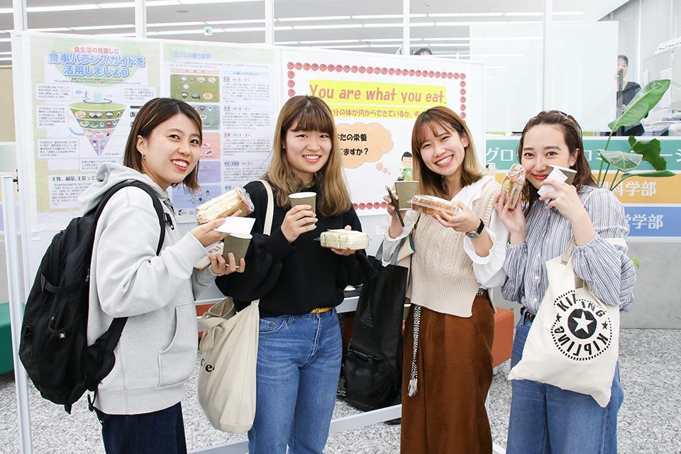 初日から大盛況!「学生の食生活応援プロジェクト」ランチ・朝食無料配布イベント開催中
