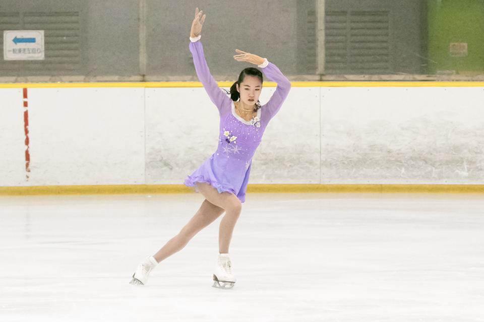 [スケート部]戸室選手が東インカレで10位、インカレ出場権獲得!