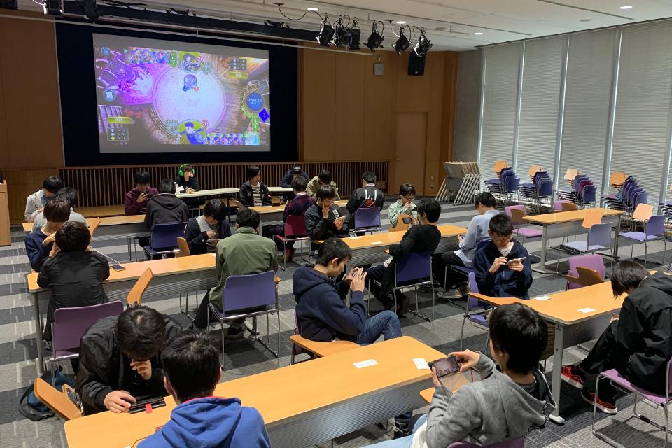 [esportsサークル]本学サークル主催のesports大会開催報告