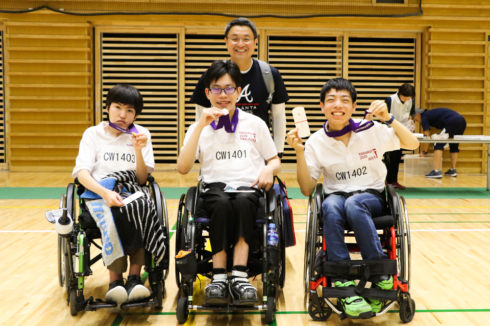 [ラジオ]TBSラジオ「TALK ABOUT」がTOGAKUパラスポーツを紹介予定