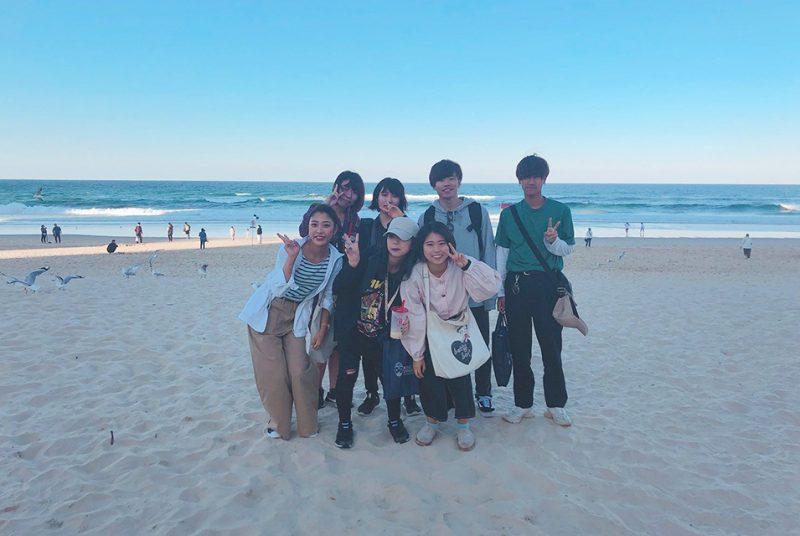 夏期短期留学プログラム(オーストラリア)報告