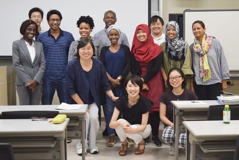 現代経営学部横山和子教授が名古屋大学大学院の集中講義を担当