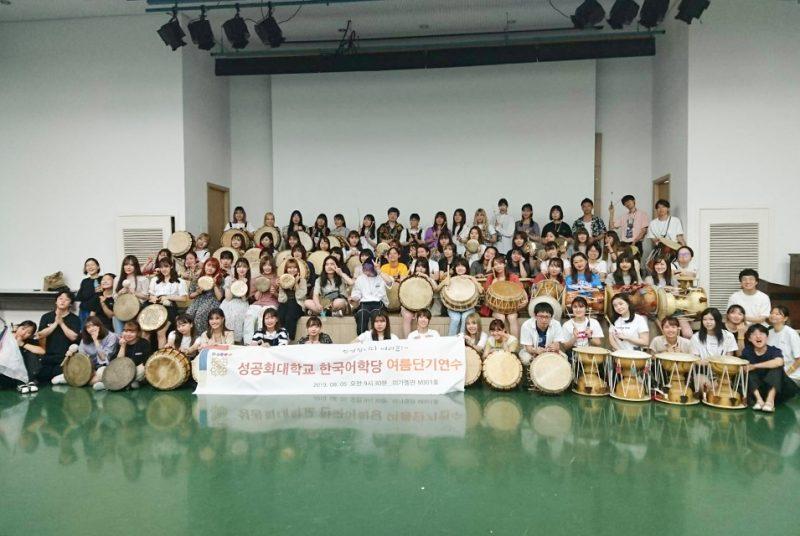 ハングルや伝統文化を学ぶ2週間。夏期短期留学プログラム(韓国)報告
