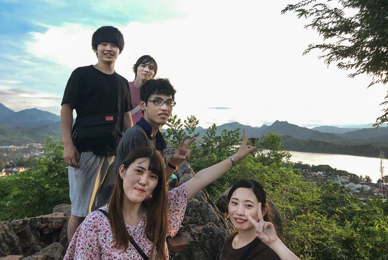 ラオス・タイでエコツーリズムを学ぶ夏季集中科目を実施