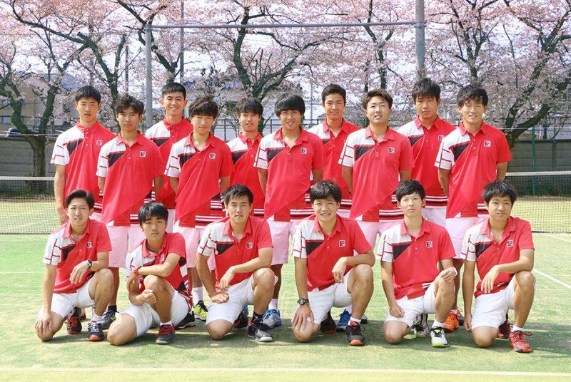 [テニス部]関東大学テニスリーグ、男子は3部5位で4部との入替戦へ
