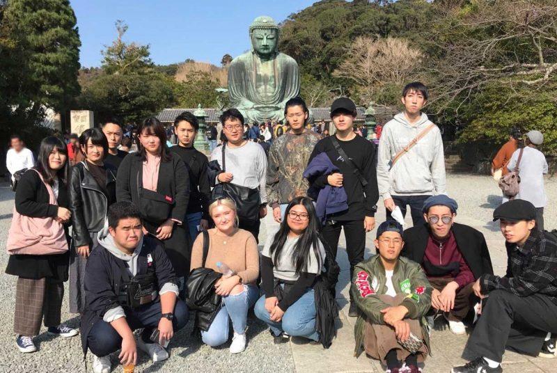 鎌倉の武士文化を体感。大村ゼミによる鎌倉学外研修