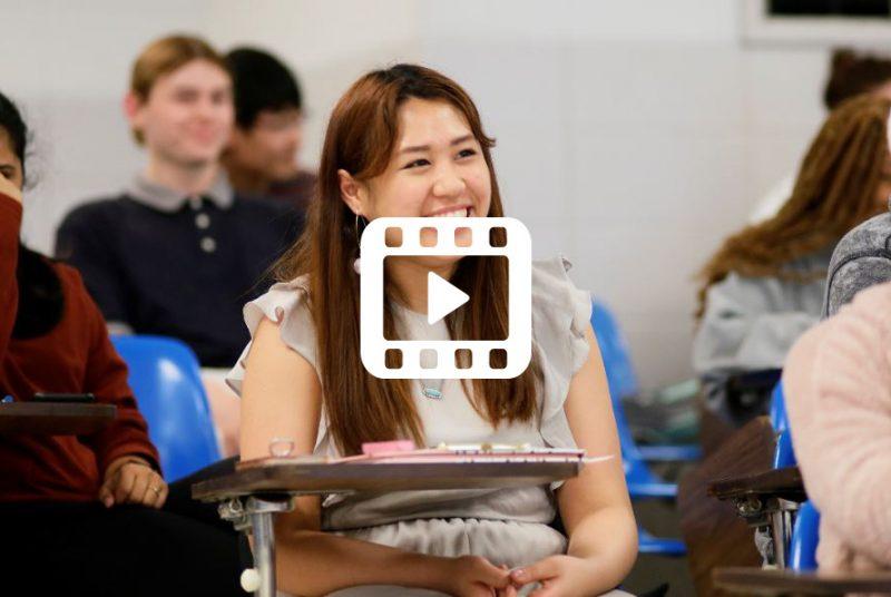 [動画]国際キャリアプログラム(ICP)4期生による学部留学インタビュー動画が登場!