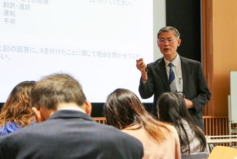 特別講座「科学技術革命とアジアの未来―アジア共同体への新しいアプローチ」第14回報告