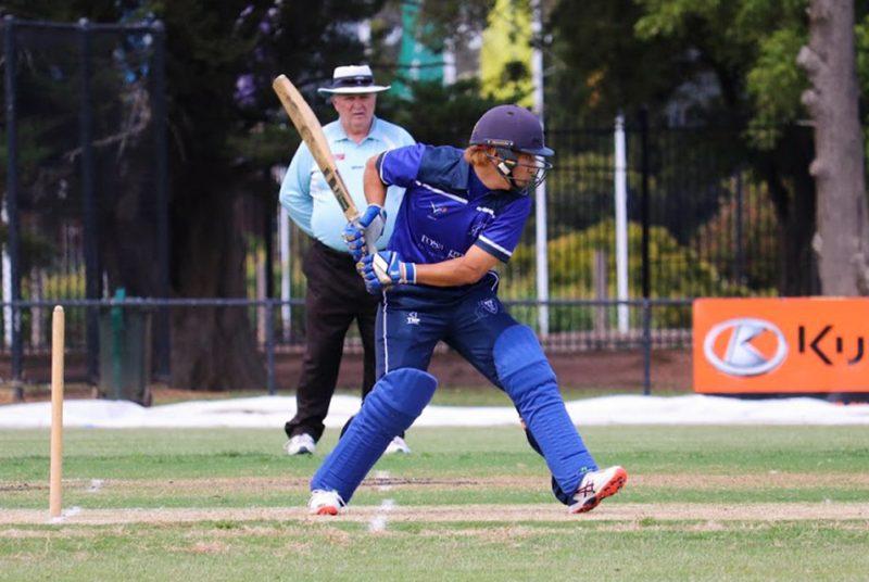 日本代表にも所属する富澤望選手によるオーストラリアでのクリケット留学レポート(10~12月)