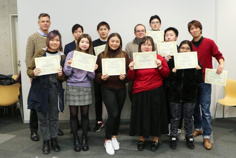ALPS4年生の最終発表とEEDCセンター長賞の授与式を実施した「ALPS Presentation Event 2020」の模様