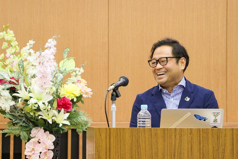 [現代経営研究会]Twitterの会話をビジネスにどう活かす? Twitter日本法人代表・笹本氏による第2回講演を開催