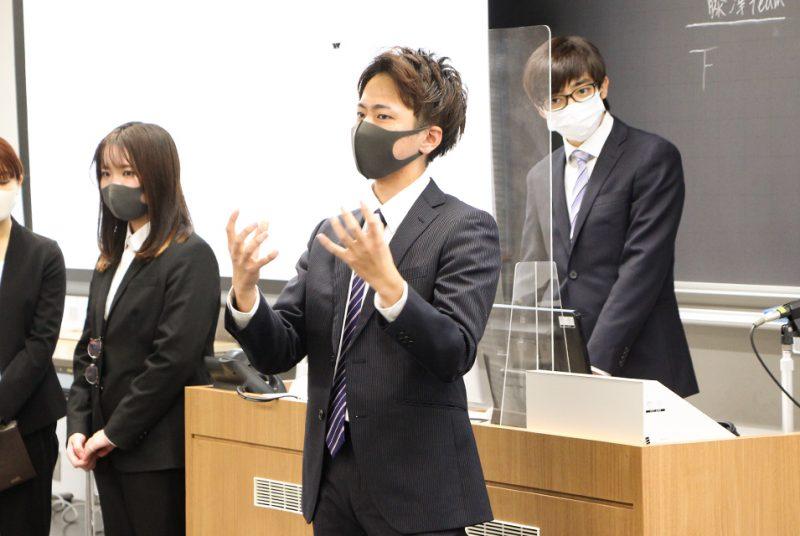 本庄ゼミが総務省からゲストを招き、大学生目線から「これからの働き方」について提言