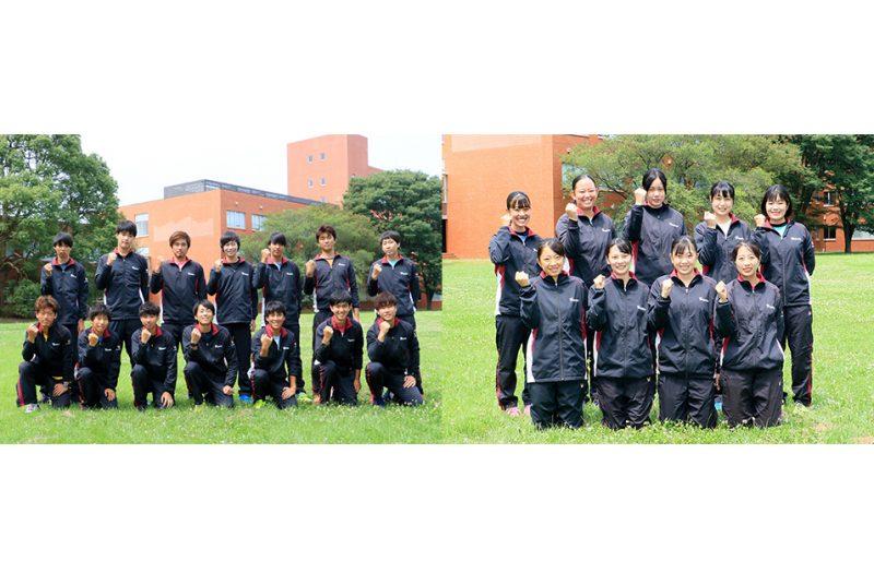 2020年度初の公式戦となった関東学生テニストーナメント大会が無事終了、男女とも二次予選決勝に進出