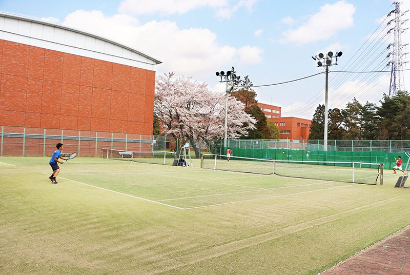 [テニス部]2021年度春関、無観客の中男女とも健闘!結果報告