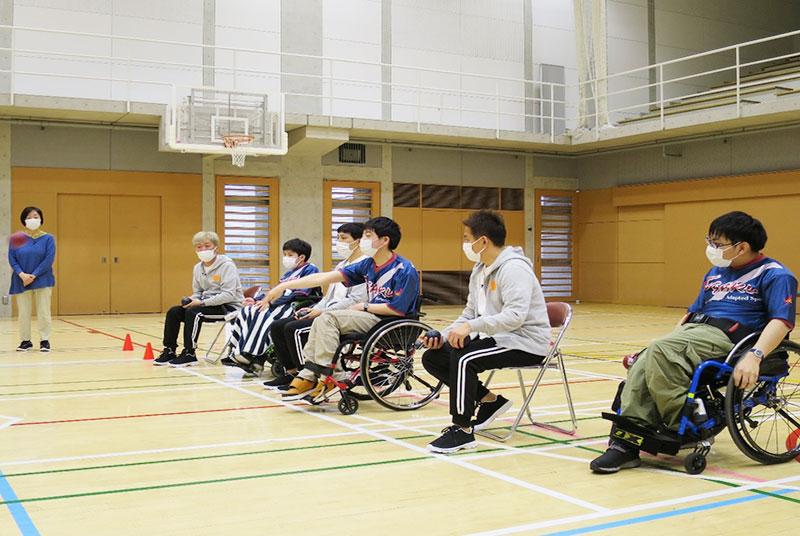 「TOGAKUパラスポーツ」がNHK Eテレ「タンカツ パラスポーツ」に出演