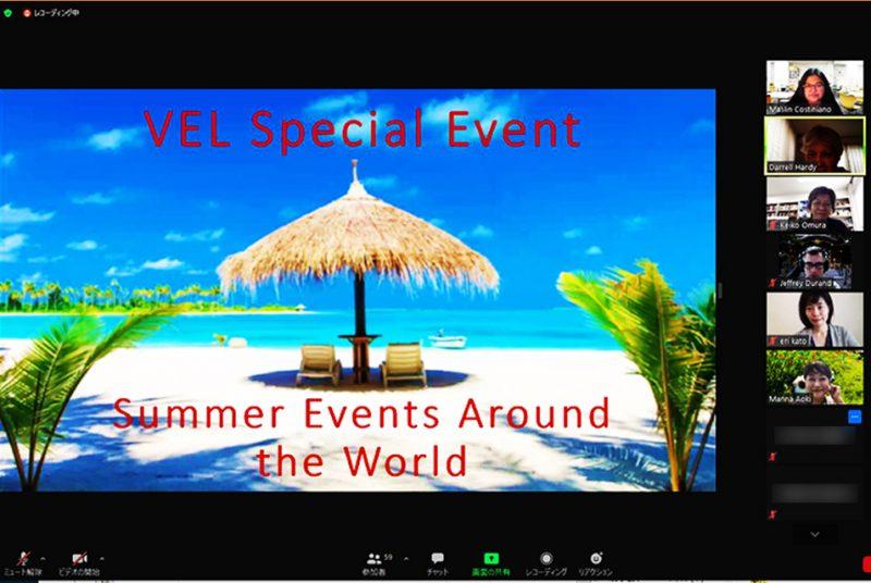メキシコの夏祭りは「サメ」祭り!?EEDC主催のSummer Events Around the World