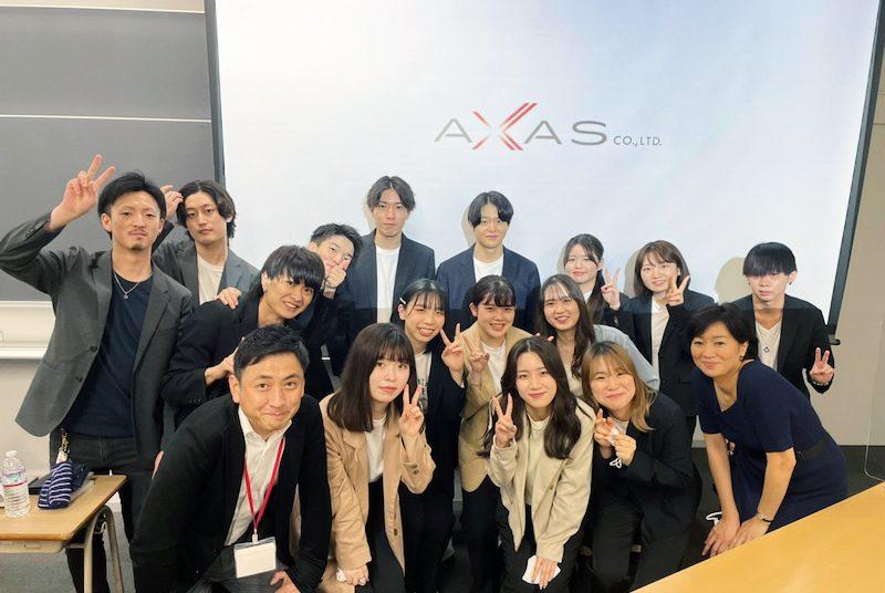 「不安」は成長の原動力-アクサス(株)取締役 砂長義和氏を招いての本庄ゼミ・木村ゼミ合同授業