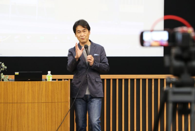 [現代経営研究会]今期の現代経営研究会がスタート。第1回はKADOKAWAおよびドワンゴの代表・夏野氏が登壇