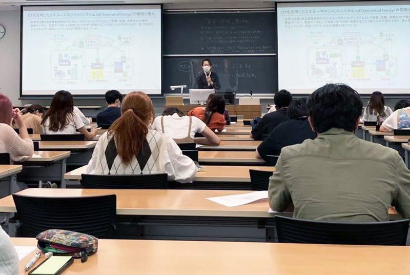 脱炭素社会に向けた世界の最新動向について、東京財団政策研究所の平沼氏に学ぶ